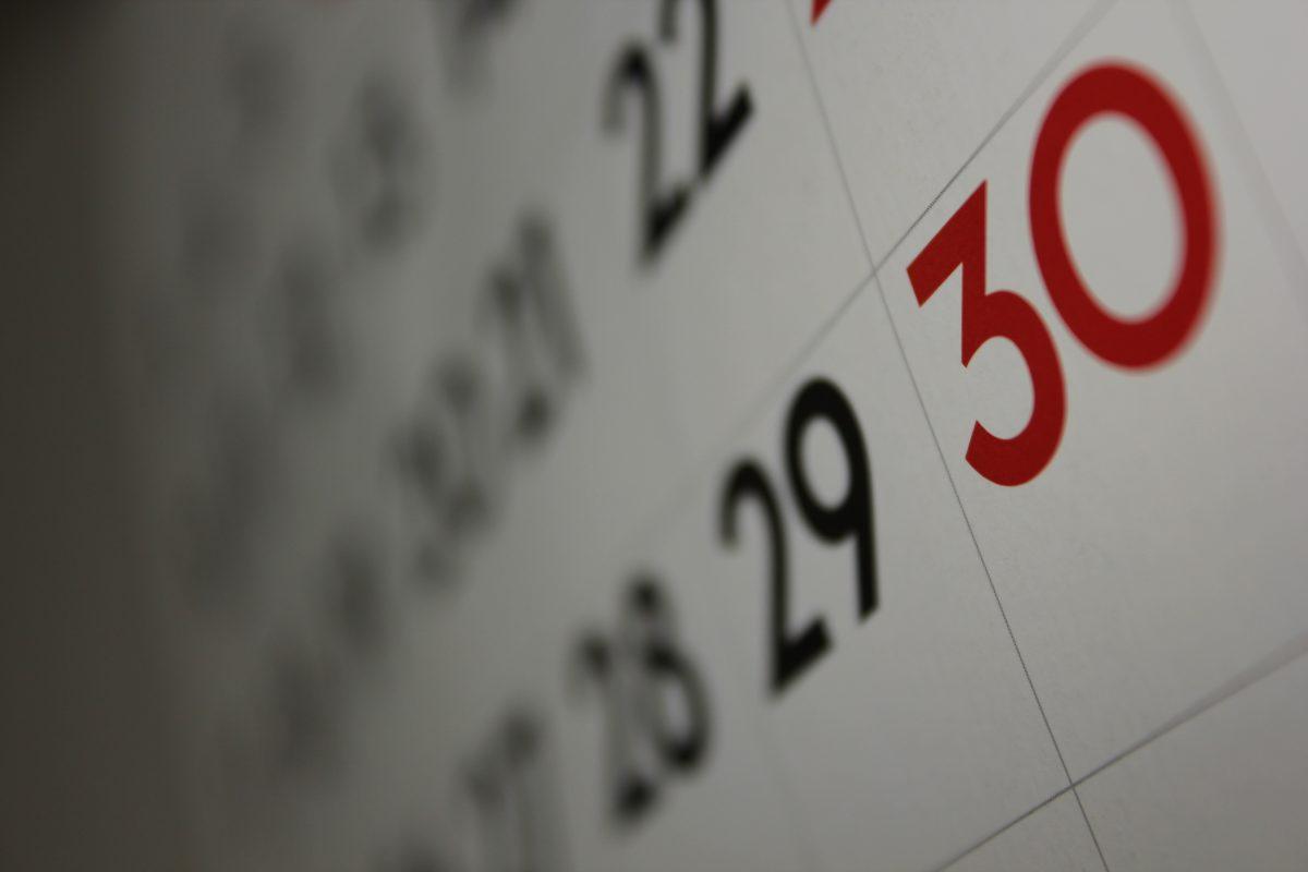 Agenda Setembro 2019 – Principais obrigações tributárias do mês