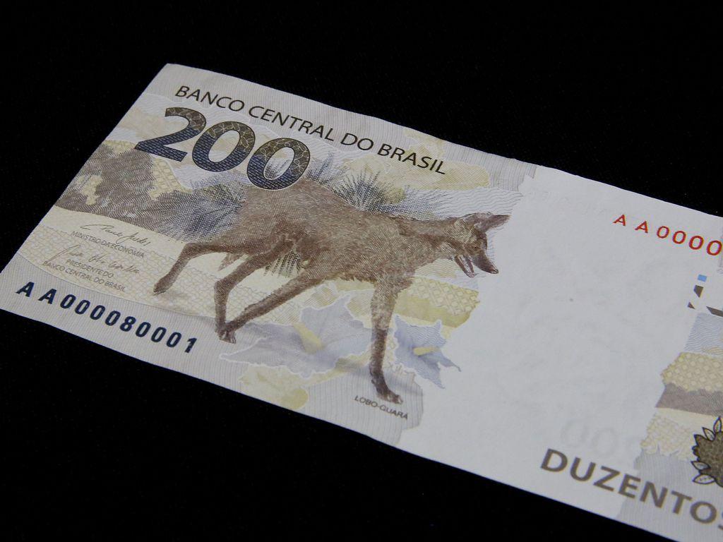 Entra hoje em circulação a nova Cédula de R$ 200
