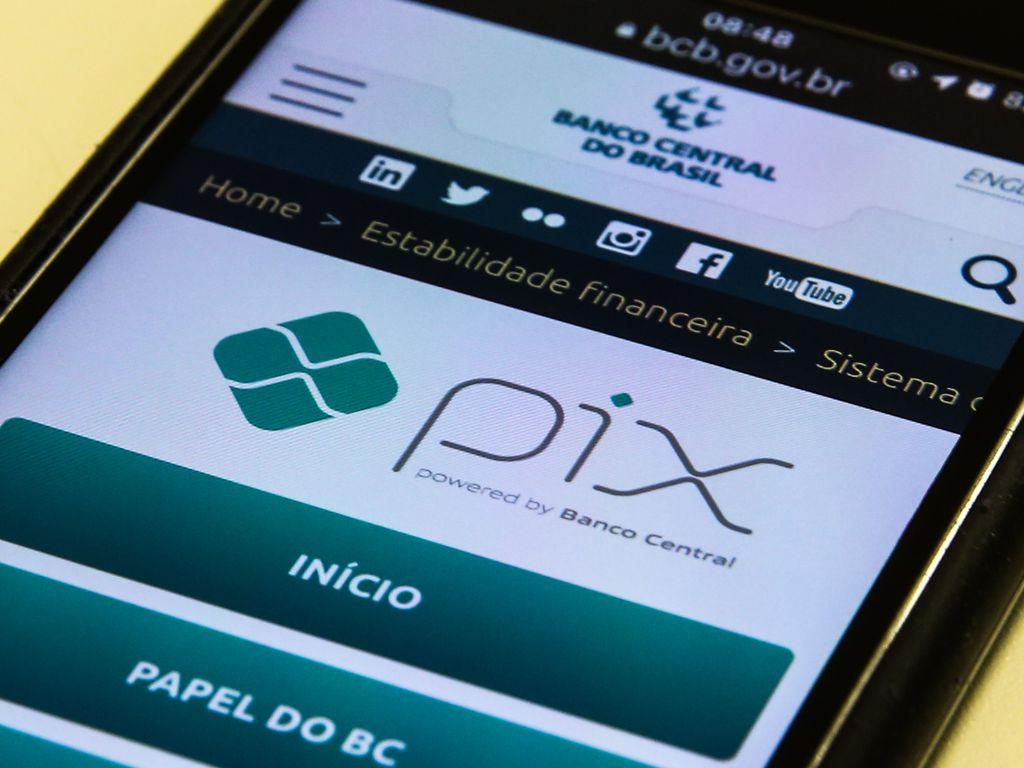 Como são feitos os pagamentos e recebimentos do PIX?